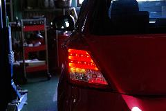 LED Light Bar Tail