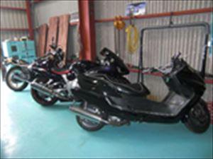 バイク販売・修理について