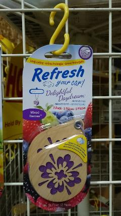 Refresh Mixed Berries