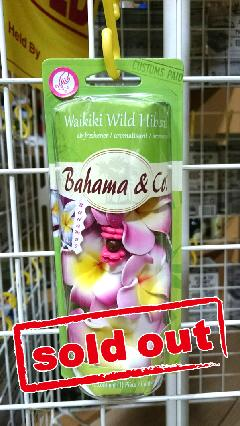 Waikiki Wild Hibiscus Bahama & co: