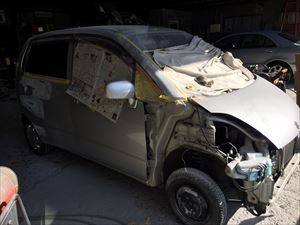 自動車修理について