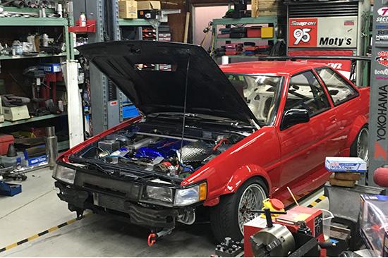 車検・板金塗装から、修理・メンテナンスまで、福山市で車の事なら何でもご相談ください!
