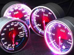 Z.S.S mc meter エムシーメーター 油圧計