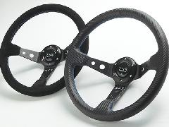 Z.S.S Sports Steering Type D320 スエード スポーツステアリング タイプD320