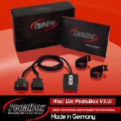 Z.S.S DTE SYSTEMS PEDAL BOX Porsche