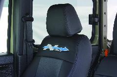 ホンダ N-VAN 2WD スタイルファンターボ N−STYLE シートカバー