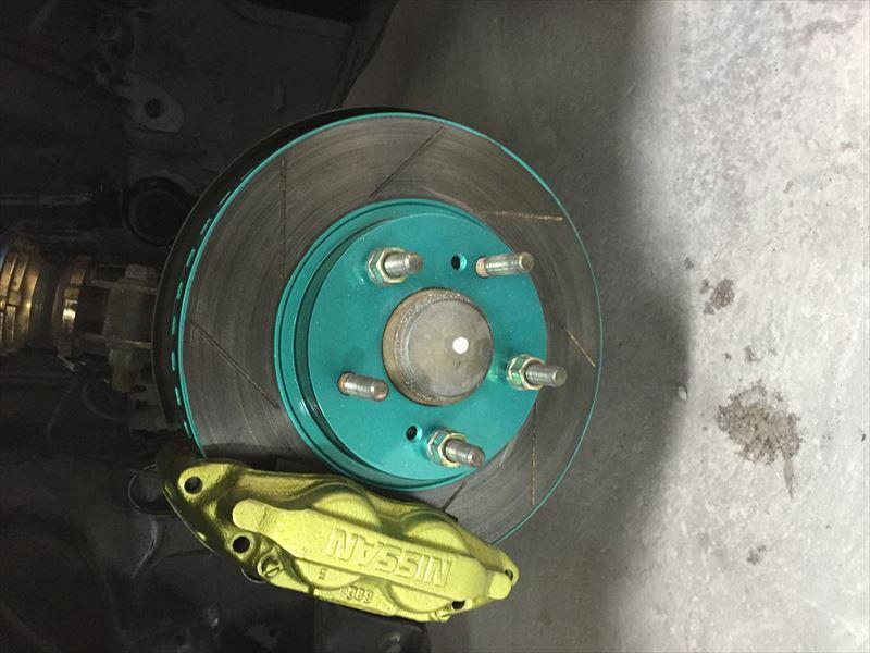 ローター塗装