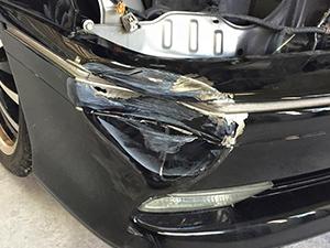 事故車イメージ