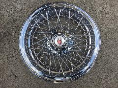 1981-1987 Chevy Monte Carlo 14inch Hubcap USED 4枚SET