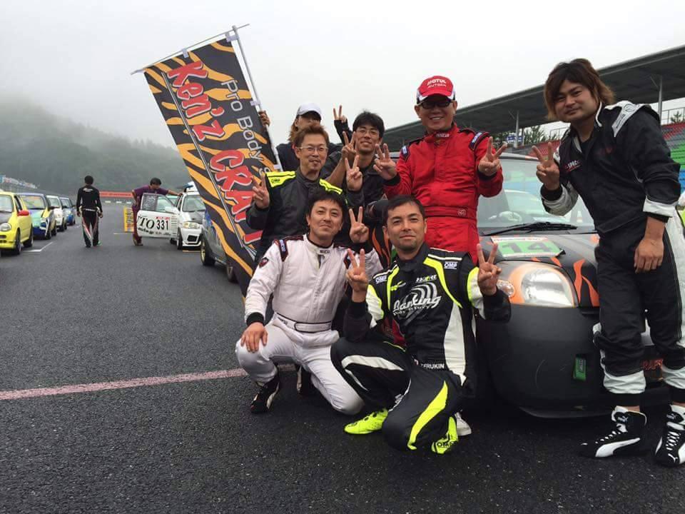 NA660選手権&7時間耐久【岡山国際サーキット】