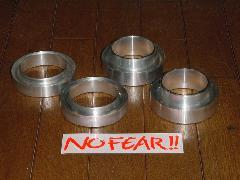No FEAR!! コイルスペーサー15mm
