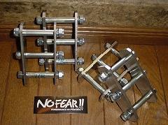 No FEAR!! SUSシャックル 30mm