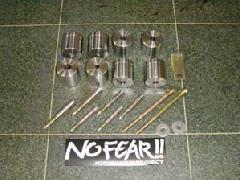 No FEAR!! 2インチボディーブロックKIT