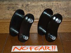 No FEAR!!ブラックシャックルR