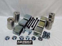 No FEAR!!4インチボディブロックKIT