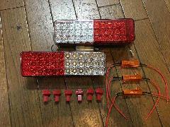 DanGan!!リアバンパー用LEDテールランプKIT2