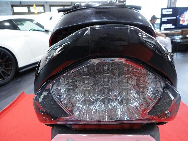 SUZUKI アドレスV125 LEDテールランプ