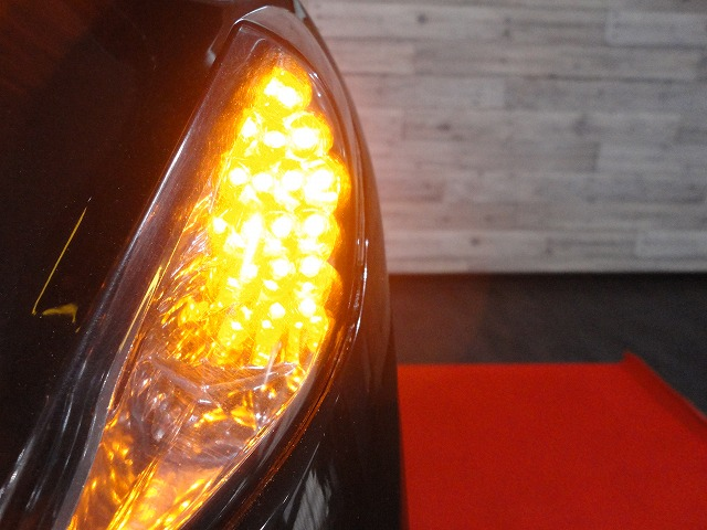 SUZUKI アドレスV125 LEDウインカー