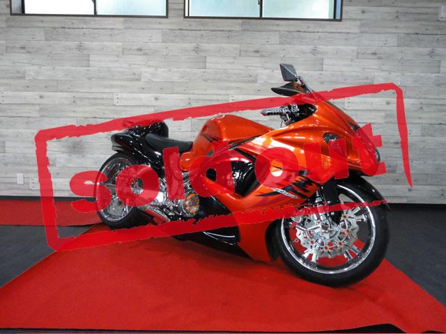 suzuki GSX-R1300 隼
