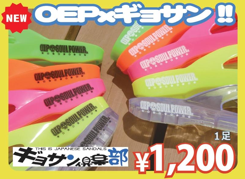 ギョサン  【税抜1200円】
