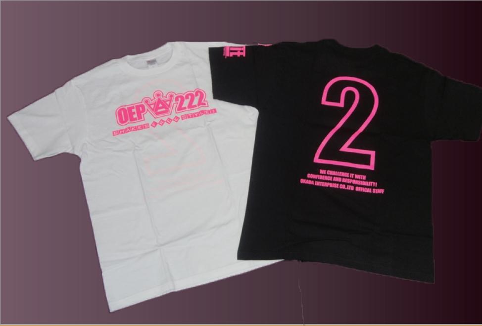Tシャツ ロゴドメインver. 【税抜2800円】