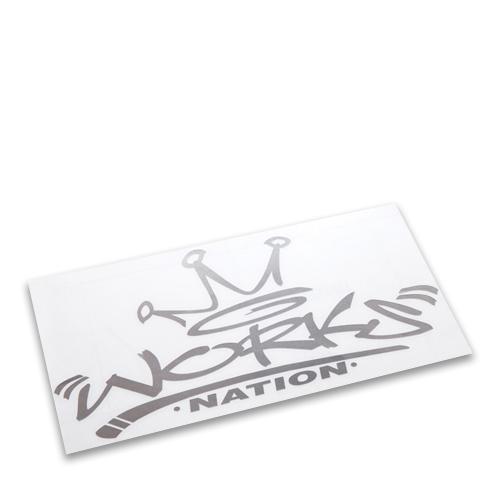 WorksNation クラウン Silver