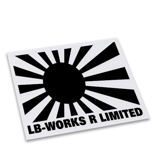 LB-WORKS R LIMITED Black