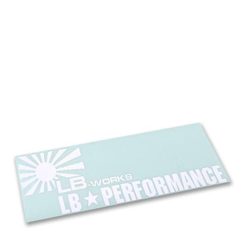 LB★PERFORMANCE L White