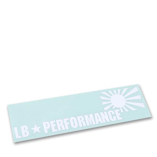 LB★Performance S White