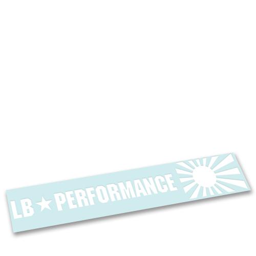 LB★PERFORMANCE M White