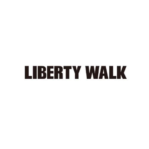 LIBERTY WALK ステッカー Black
