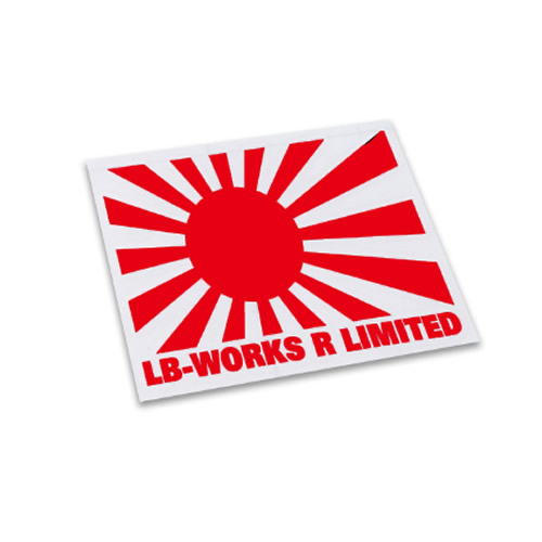LB-WORKS R LIMITED Red