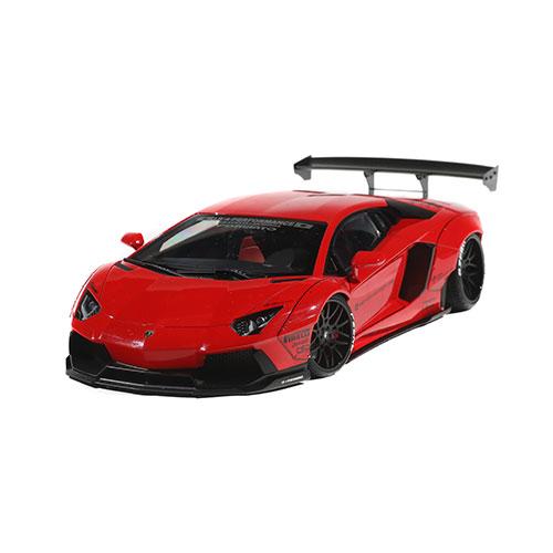 1/18 AUTO Art LB-WORKS AVENTADOR Red