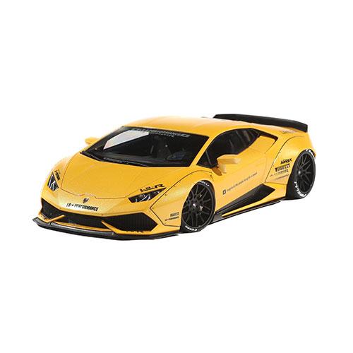 1/18 AUTO Art LB-WORKS HURACAN Metallic Yellow