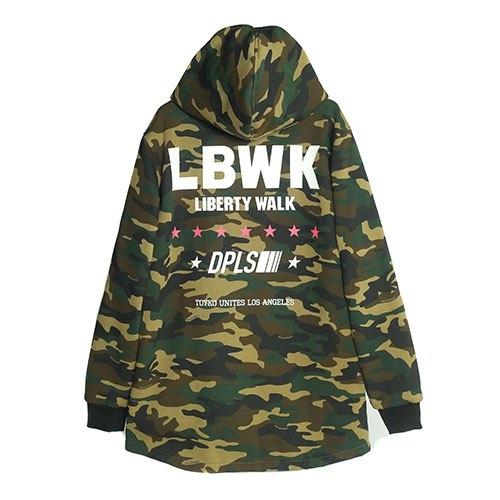 DPLS×LBWK リバーシブルジャケット