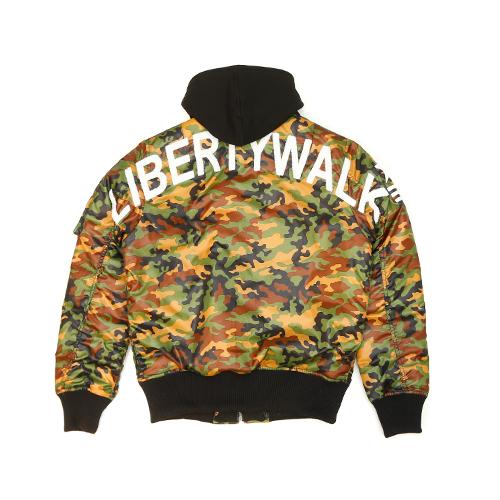 LIBERTY WALK MA-1 Camo