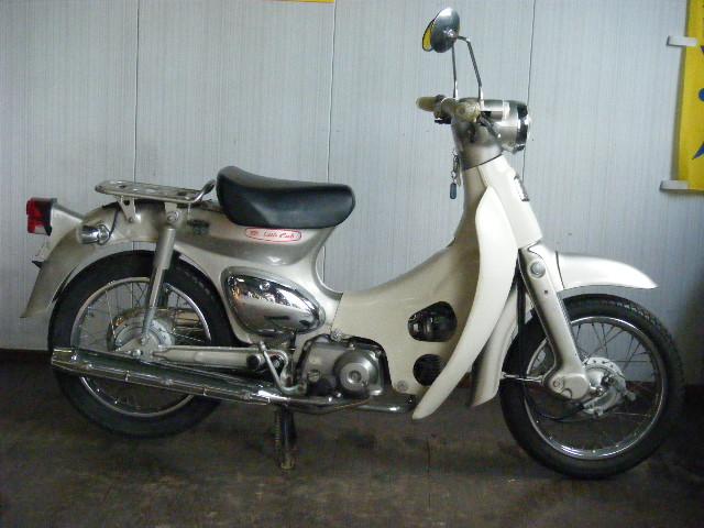 ホンダリトルカブ 50cc