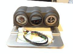 US TOYOTA 3連アクセサリーメーター(2012.07迄の製品)