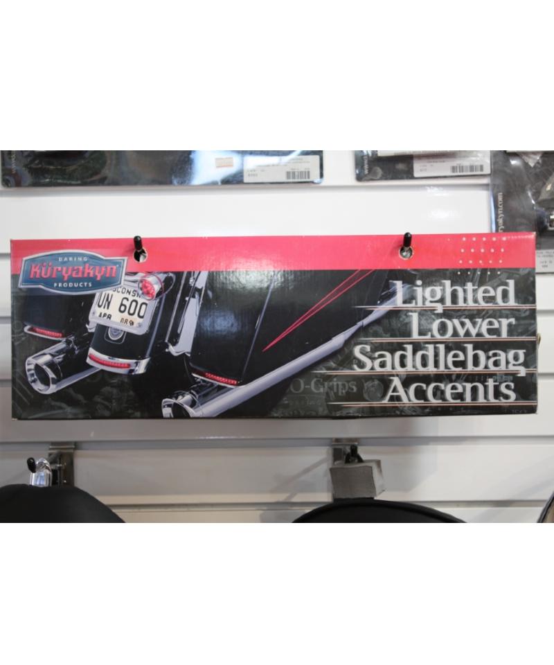 Lighted Lower Saddlebag Accents