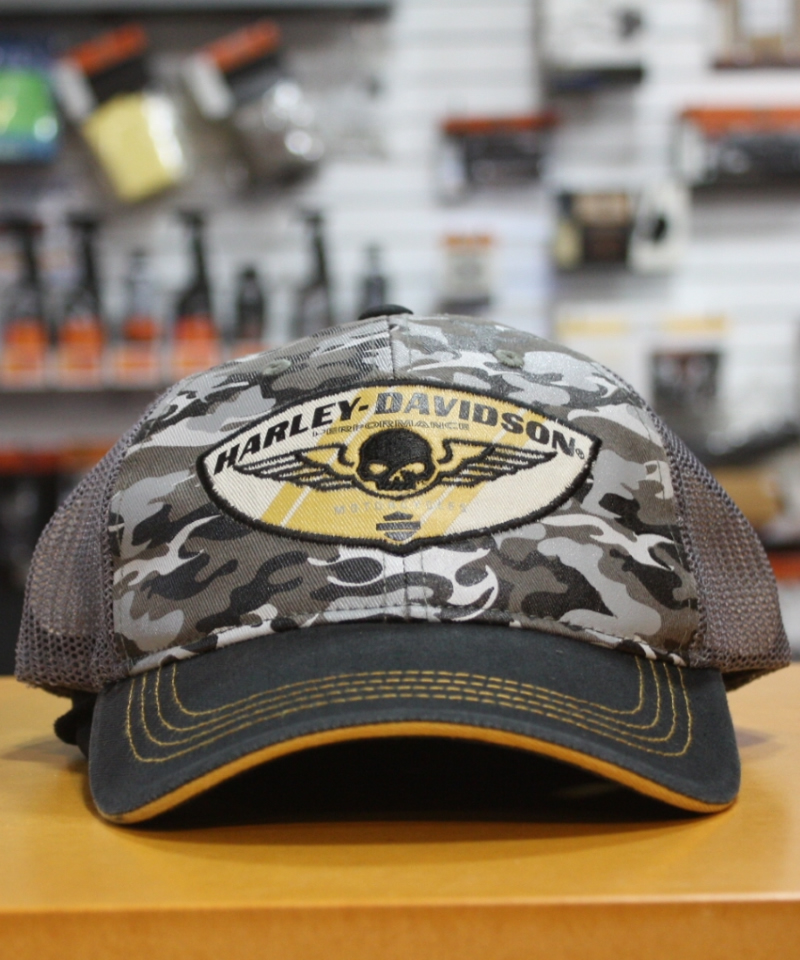 CAP-BB、TRUCKER