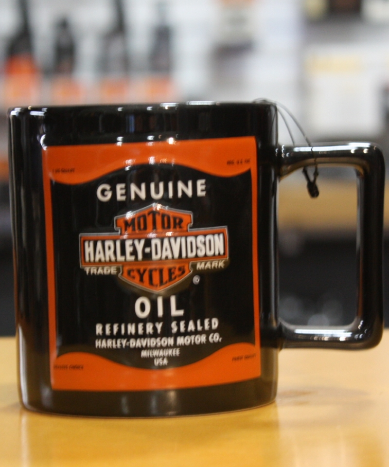 Harley-Davidson Oil Canマグカップ