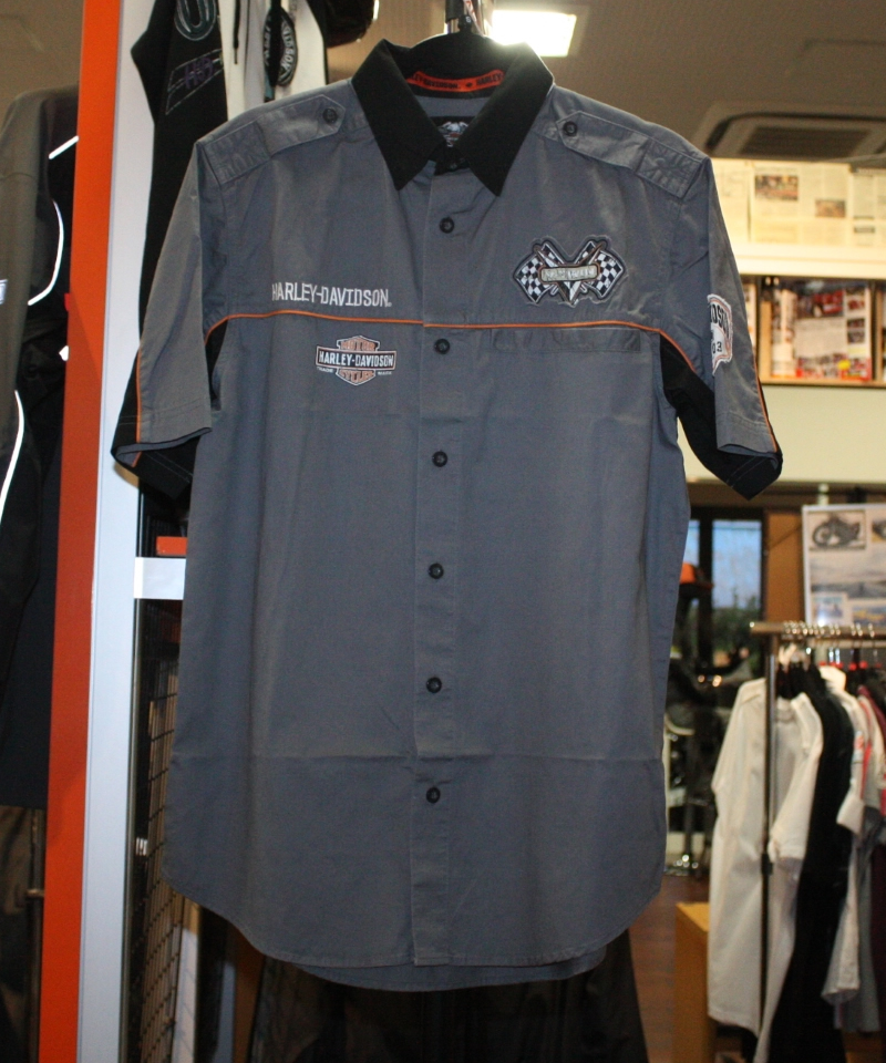 Harley-Davidson B&S,シャツ