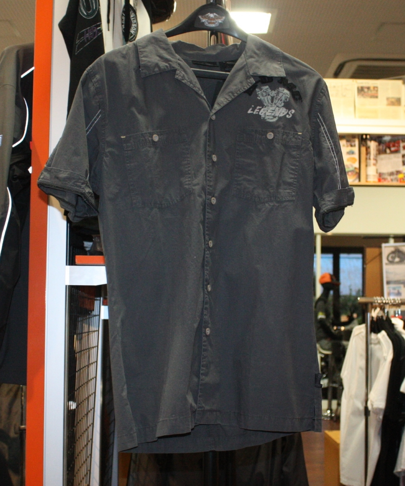 Harley-Davidson ガレージシャツ
