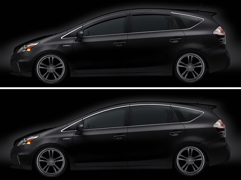 3D LUXURY TRIM