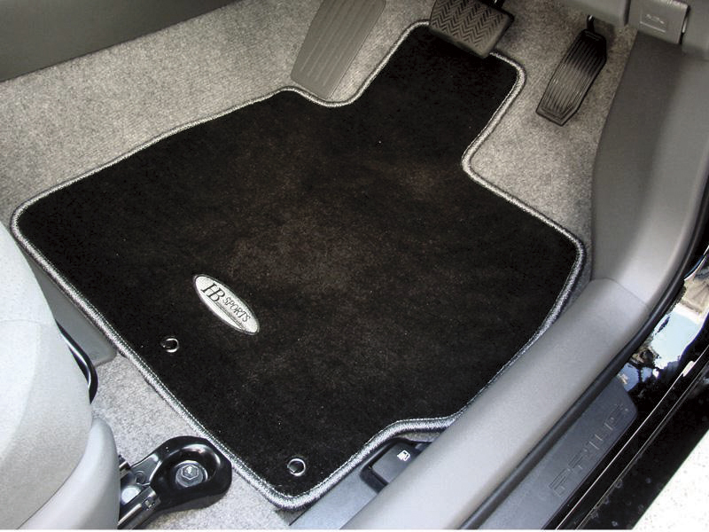 ORIGINAL FLOOR MAT(5人乗り)