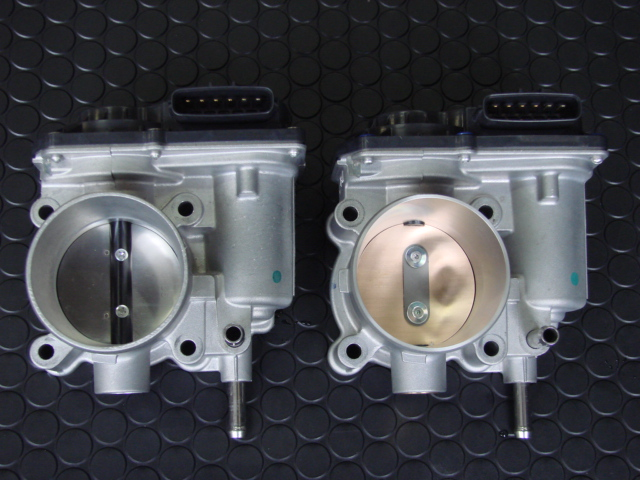 BIG THROTTLE