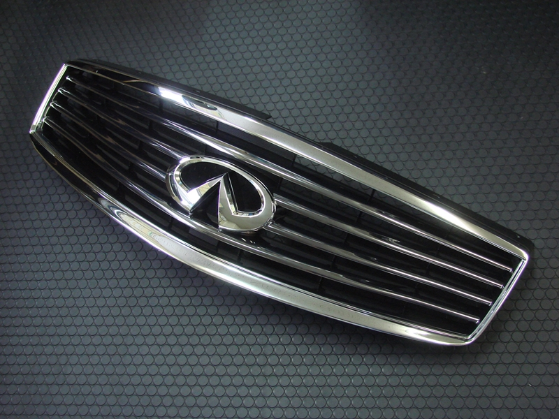 EX35/37 FRONT GRILLE(モニター付)