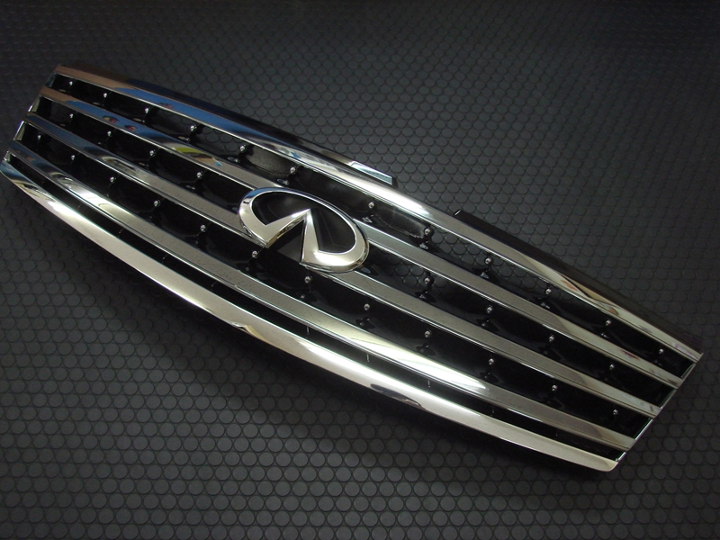 M35/45 FRONT GRILLE(GTグレード)