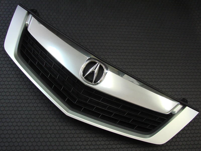 TSX FRONT GRILLE