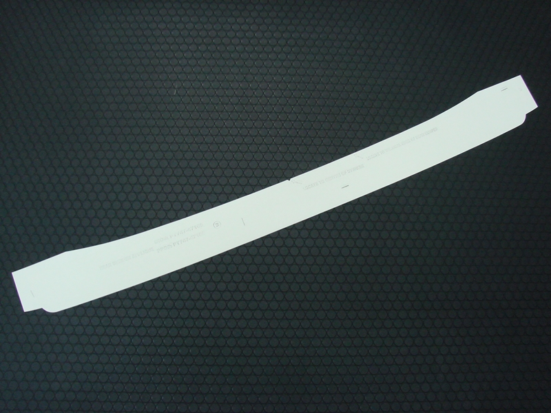 REAR BUMPER PROTECTOR(APPLIQUE)